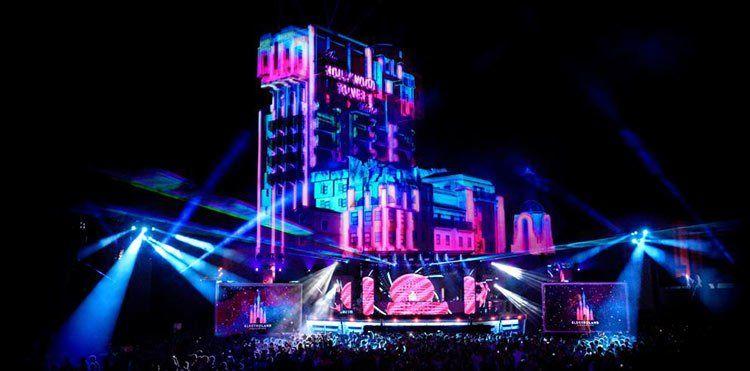 ELECTROLAND 2020   Festival im Disneyland Paris inkl. ÜN, Parkbesuch & Frühstück ab 139€ p.P.