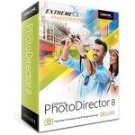 Cyberlink PhotoDirector 8 Deluxe (Lifetime-Lizenz, Windows) kostenlos