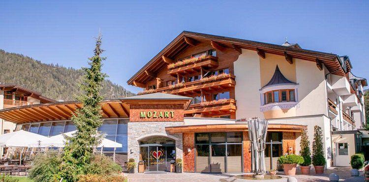 2 ÜN mit Verwöhnpension & Wellness im 4* Hotel Mozart Vital in Ried (Tirol) ab 149€ p.P.