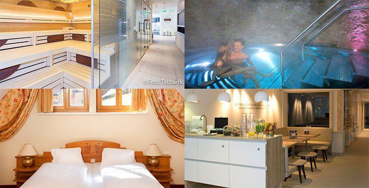 Ostern: 2 ÜN in Niederösterreich inkl. HP + Wellnessbereich mit 6 Saunen, Warmwasserbecken & Infinity Pool ab 169€ p.P.