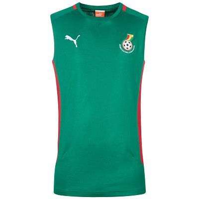 Ghana PUMA Trainings Tanktops für 7,28€