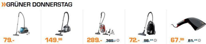 Saturn Smart Late Night: günstige Smart + Haushaltsangebote z.B. GRUNDIG GTA 38261 G Wäschetrockner für 549€