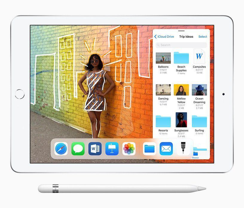 NEWS: Bei Apple ab sofort bestellbar: Günstiges iPad 2018