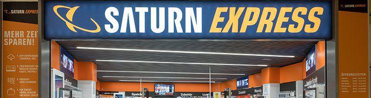 NEWS: Saturn Express   Einkaufen ohne Kassen ist jetzt auch bei Saturn möglich
