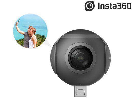Vorbei! Insta360 Air 360° Aufsteck Kamera für Android für 39,95€ (statt 56€)