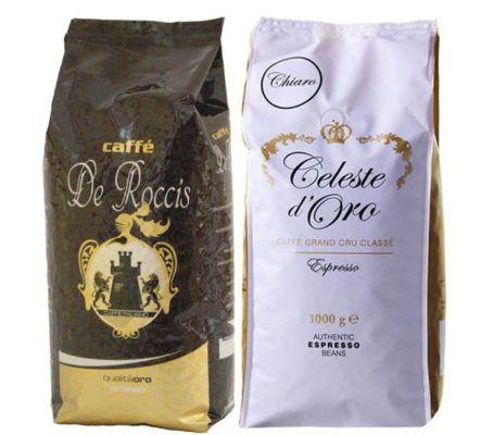 Kaffeevorteil: Probierpaket Italy One   Kaffeebohnen (2 kg) für 22,94€
