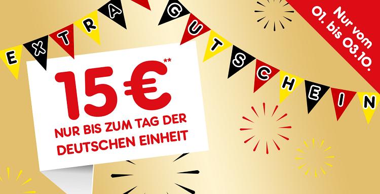 Heute: 15€ Feiertrags Rabatt im Netto Online Shop (150€ MBW) + VSK freie Lieferung   z.B. Rowenta Bodenstaubsauger ab 135€ (statt 148€)