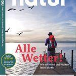 1 Jahr Natur Magazin für 77,35€ + 60€ Verrechnungsscheck