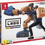 Nintendo Labo: Toy-Con 02 Robo-Set für 49,90€ (statt 74€) – Vorbestellung