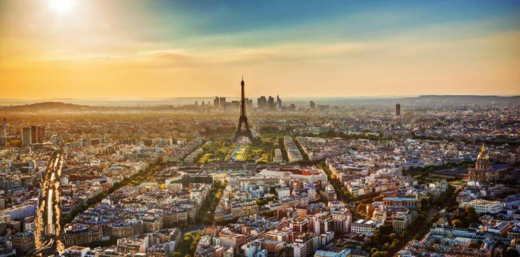 ÜN in Paris inkl. Frühstück & mehr ab 29,50€