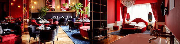 ÜN in Berlin in einem Boutique Hotel im 20er Jahre Stil inkl. Frühstück ab 59,50€ p.P.