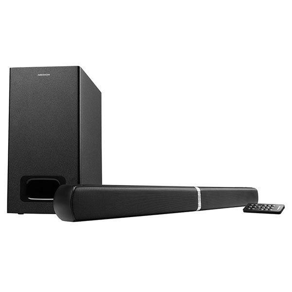 Medion Life E64126   2.1 Bluetooth Soundbar mit 2 Standfüßen & Subwoofer für 89,99€ (statt 119€)