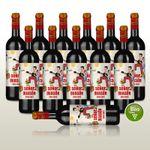 12 Fl. Rotwein – Senor Guason Tinto 2016 für 42,90€