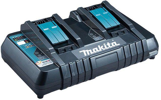 Makita DC18RD 2 fach Schnellladegerät für 44,49€ (statt 58€)   eBay Plus