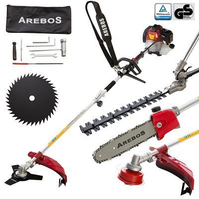 Arebos 5in1 Gartenwerkzeug Set für 118,71€ (statt 135€)