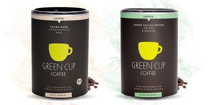 Green Cup Coffee Feinschmecker Kaffee &  Espresso (2 x 227 g) für 19,95€ (statt 26€)