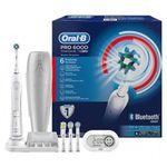 Braun Oral-B Pro 6000 Zahnbürste mit Bluetooth für 79,90€ (statt 89€)