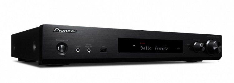 Pioneer VSX S520 B Slimline AV Receiver für 298€ (statt 355€)