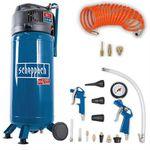 Scheppach 50 Liter Kompressor HC51V + 18tlg. Druckluft-Set für 125,10€ (statt 174€)
