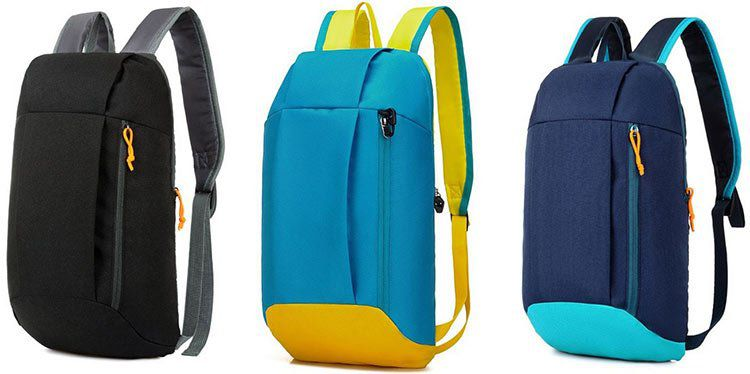 Wasserabweisender & leichter Rucksack (10L) für 4,25€