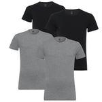 4er Pack Levi's Crew-Neck Herren T-Shirts für 32,99€ (statt 39€)