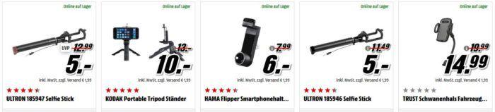 Media Markt: Smartphone Zubehör: Mehr kaufen mehr Sparen   dank Staffelrabatt