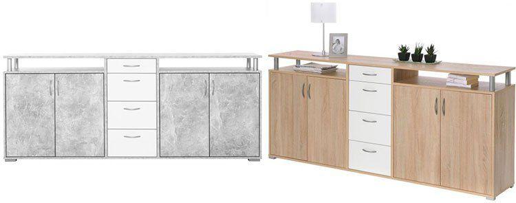 Sideboard Maximo in 3 Farbausführungen für je 128,99€ (statt 200€)