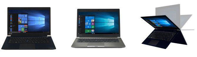 Notebooksbilliger: 30% Rabatt auf ausgewählte Laptops von Toshiba   z.B. Toshiba Tecra X40 D 176 für 1.049,30€ (statt 1.560€)