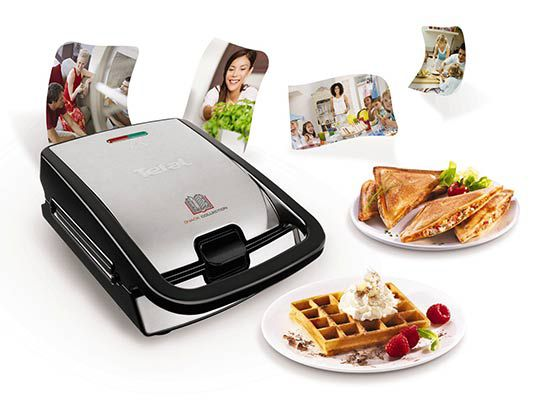 Tefal Snack Collection SW825D für 49,94€ (statt 60€)