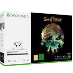 MICROSOFT Xbox One S 1TB Konsole – Sea of Thieves Bundle +  MICROSOFT Wireless Controller für 229€