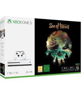 MICROSOFT Xbox One S 1TB Konsole   Sea of Thieves Bundle für 200,32€ (statt 280€)