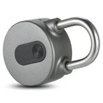 Vorhängeschloss mit Bluetooth, Fingerabdruck & App-Steuerung für 22,53€