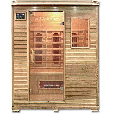 Home Deluxe Red Sun L Infrarotkabine für 3 Personen für 809,10€ (statt 891€)