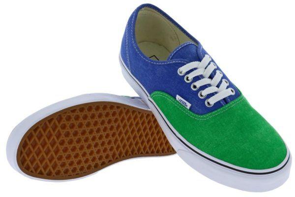 Vans Sneaker (VZUKFPT) Authentic Unisex Washed 2 Tone für 15,06€ (statt 38€)