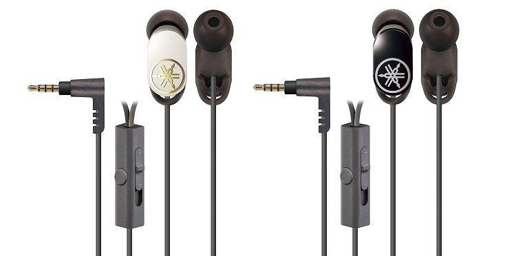Yamaha EPH R22 In Ear Kopfhörer In schwarz oder weiß für 12€ (statt 17€)