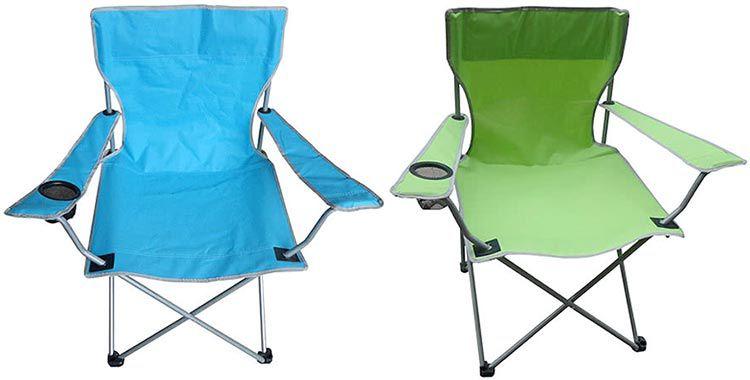 Faltbarer Campingstuhl für 8,63€