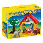 Playmobil 123 Spielzeug Sale bei vente-privee – z.B. Playmobil 6786 Weihnachtskrippe für 15,90€ (statt 20€)