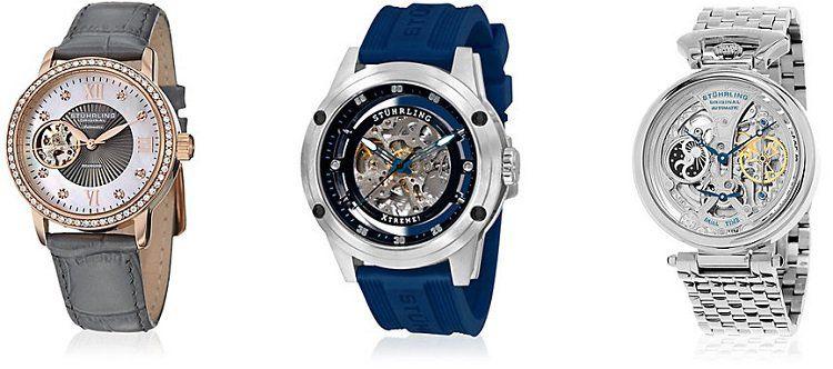 STÜHRLING Mode Uhren bei Vente Privee ab 59,99€