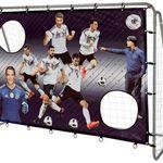 """DFB Fussballtor """"7 Wilde"""" mit Torwand für 44,99€ (statt 60€)"""