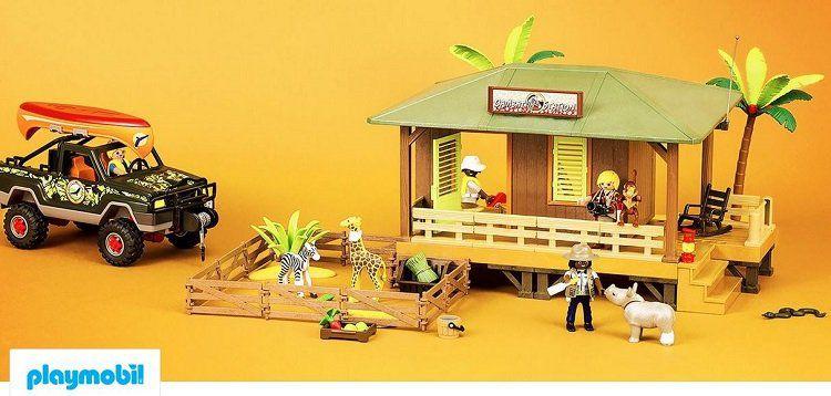 Playmobil Spielzeug Sale bei vente privee   z.B. Playmobil Country Angelteich (6816) ab 10,99€ (statt 17€)