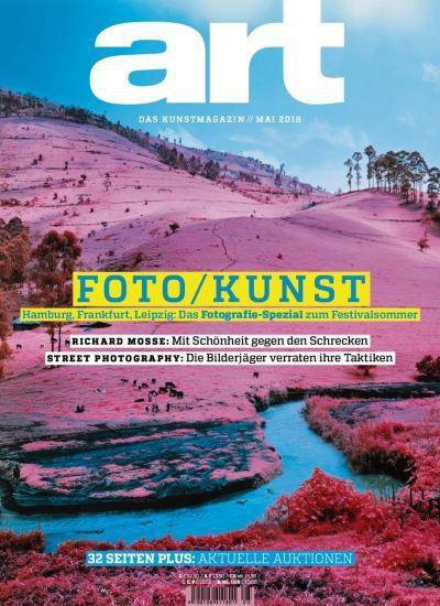 12 Ausgaben Art Magazin für 141,60€ + 90€ Amazon Gutschein