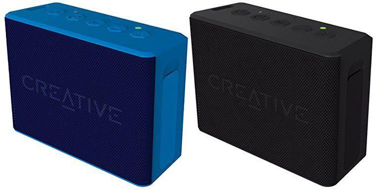 CREATIVE MUVO 2C Bluetooth Lautsprecher für 19,89€ (statt 30€)   B Ware