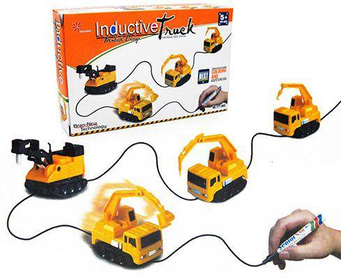 Spielzeugauto mit induktivem Effekt für 2,43€