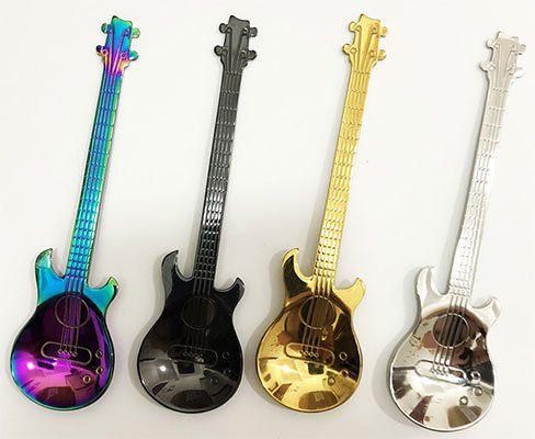 Teelöffel im Gitarren Design für 1,65€