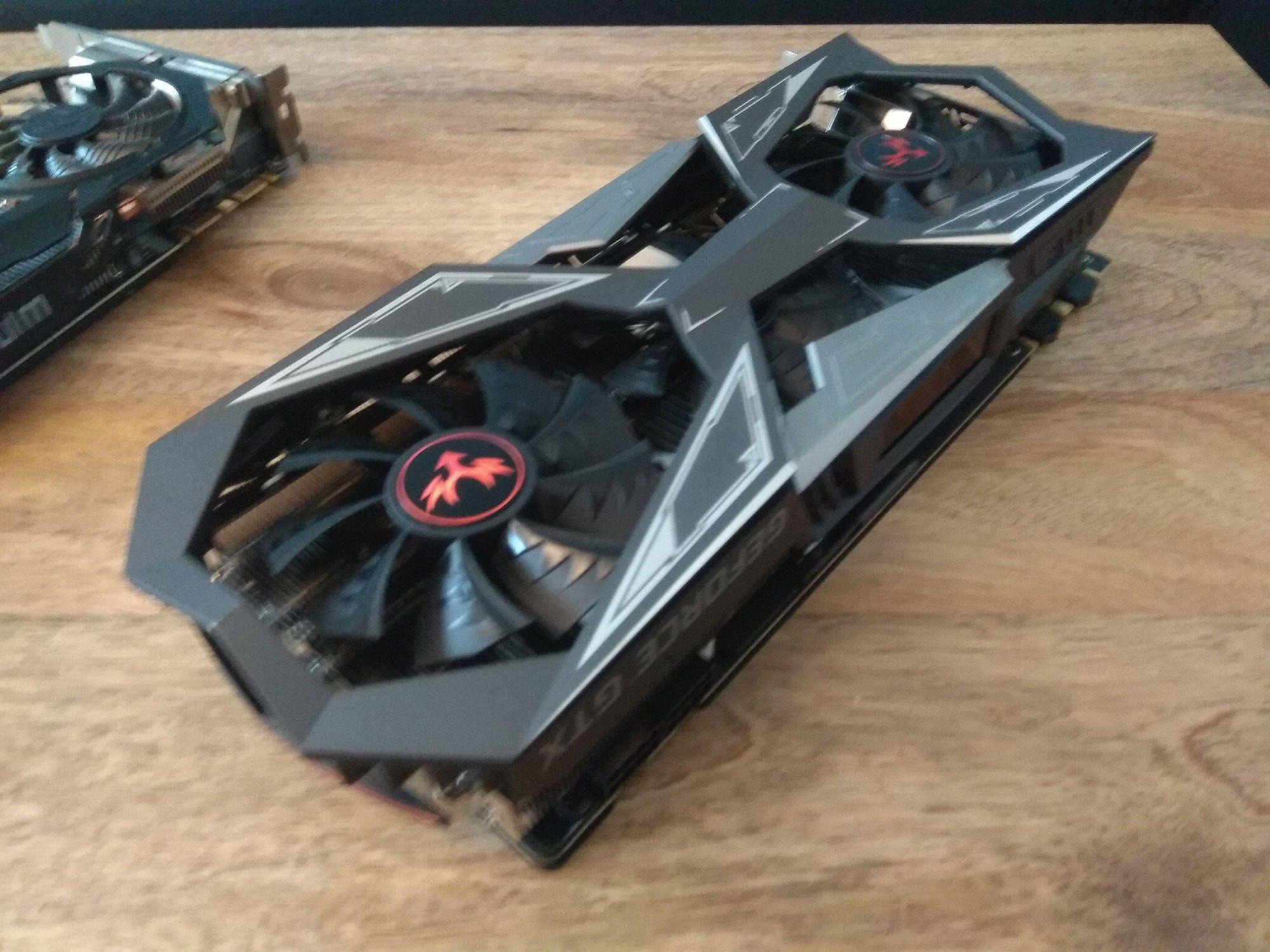 Colorful NVIDIA GeForce GTX1080Ti Vulcan X OC im Test