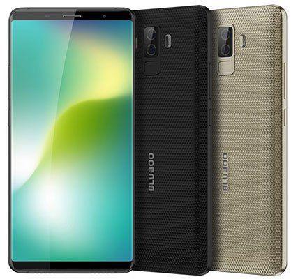 Bluboo S3   6 Smartphone mit Android 8.1, NFC, 8500mAh Akku, 64GB, 4GB & LTE für 126,08€