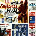 1 Jahr Computer Bild mit DVD für 136,50€ + 85€ Verrechnungsscheck + 6€ Sofort-Rabatt