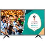 Hisense H49NEC5605 49″-LED-Fernseher (4K, Smart-TV) für 405,94€ (statt 482€)