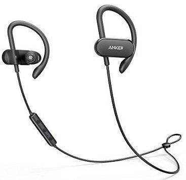 Anker SoundBuds Curve   kabelloser In Ear Sport Kopfhörer für 20,99€ (statt 26€)