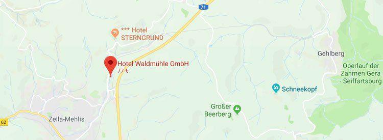 3 ÜN im Thüringer Wald inkl. Frühstück, Wellness & mehr für 64,99€ p.P.
